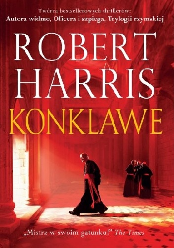 Robert Harris- Konklawe