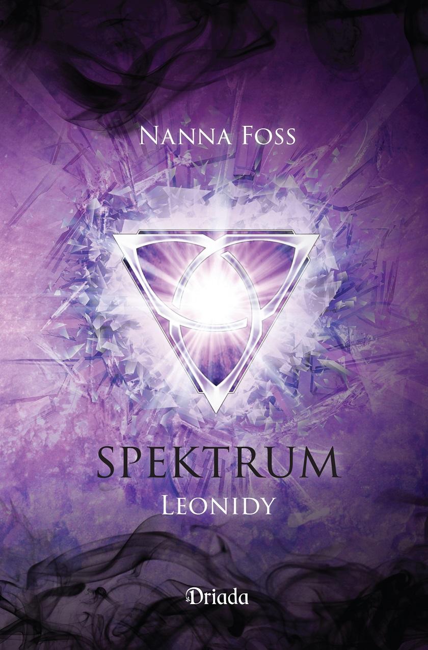 Okladka_Spektrum_Leonidy Nanna Foss- Spektrum. Leonidy