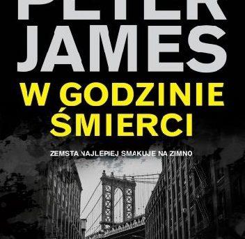 Peter James- W godzinie śmierci