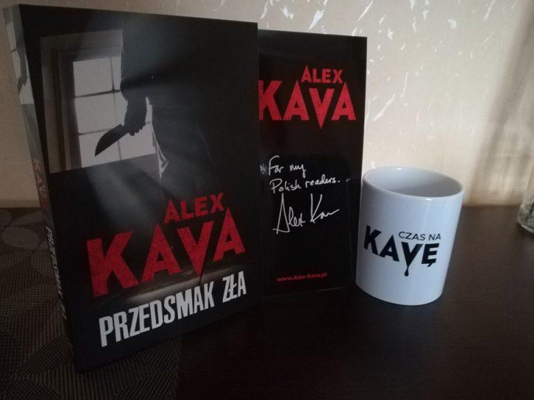 Alex Kava- Przedsmak zła