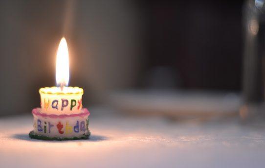 Pierwsze urodziny :)