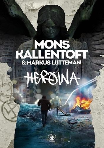 heroinaokladka Mons Kallentoft, Markus Lutteman- Heroina