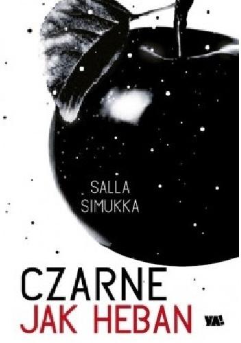 czarne-jak-heban Salla Simukka- Czarne jak heban
