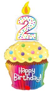 2nd-birthday-cupcake-171x300 Drugie urodziny bloga :)