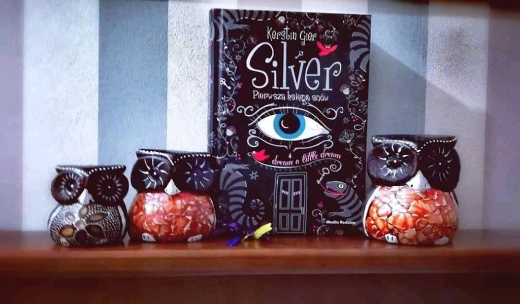 471747-352x500 Kerstin Gier- Silver. Pierwsza księga snów