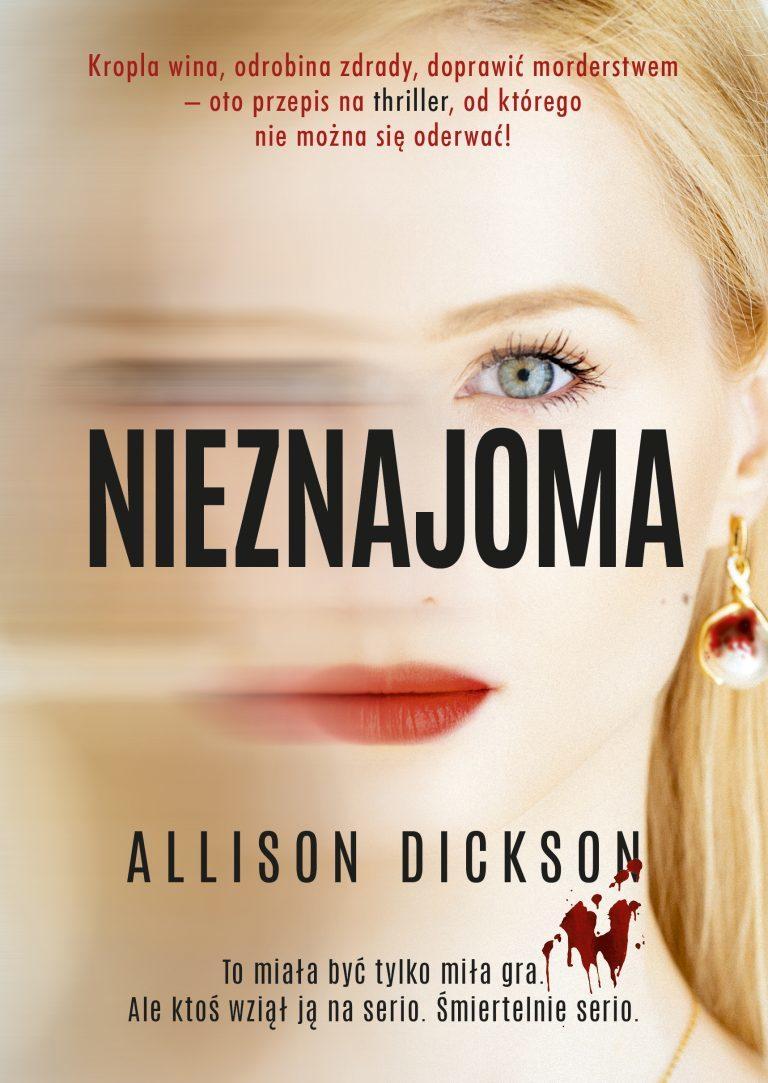 Allison Dickson- Nieznajoma