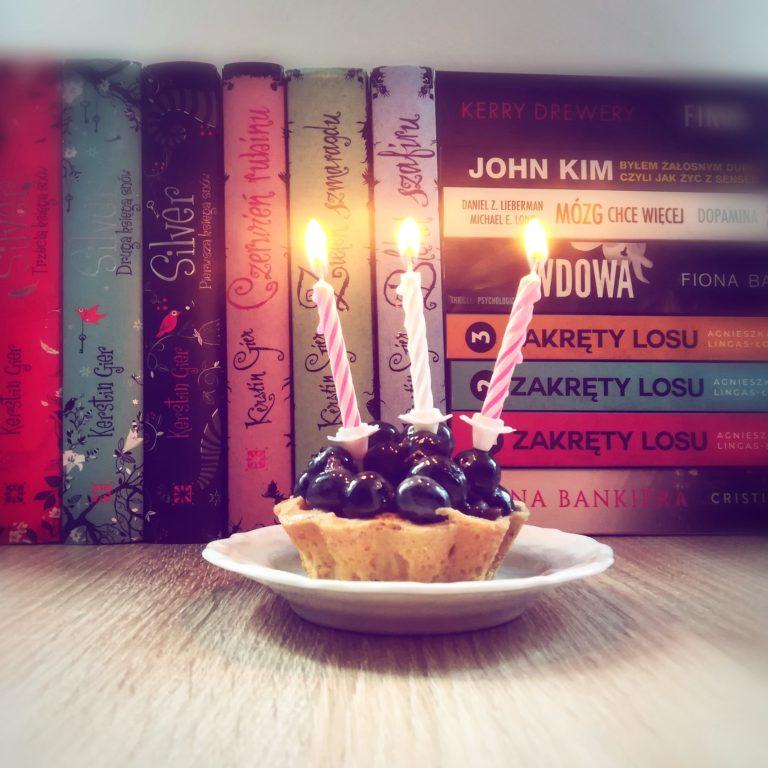 3 urodziny bloga!