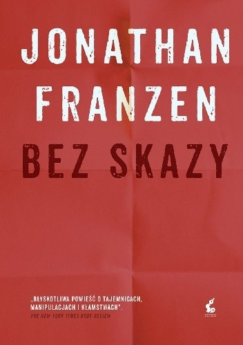 Jonathan Franzen- Bez skazy [AUDIOBOOK]