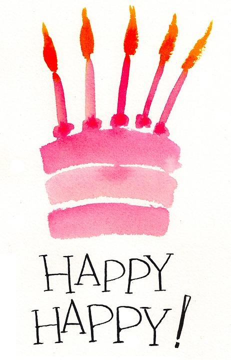 4 urodziny :)