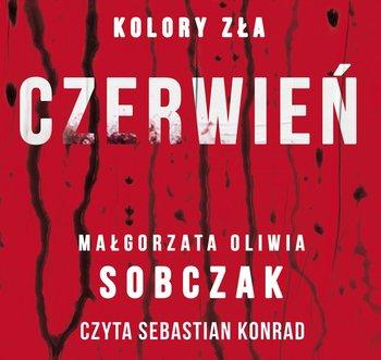 Małgorzata Oliwia Sobczak- Czerwień [AUDIOBOOK]